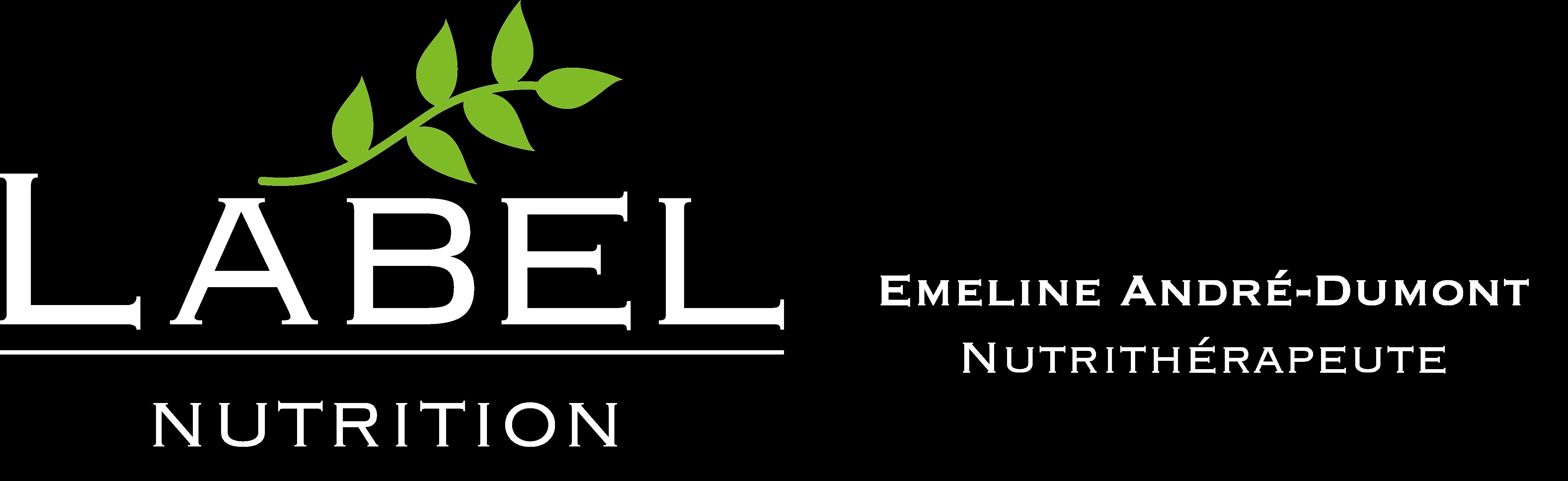 Label nutrition consultation et coaching